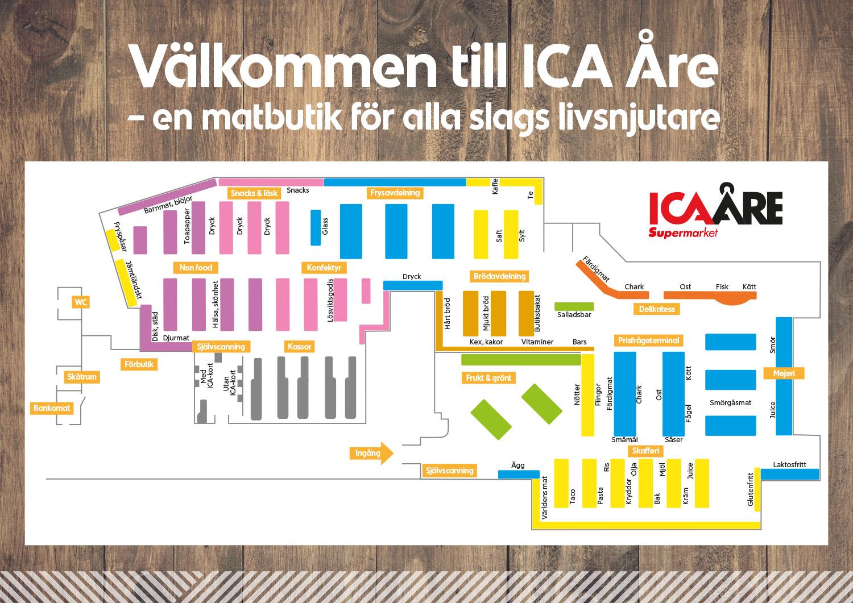 Ica Åre Kundeavis