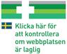 Den här webbplatsen är godkänd av Läkemedelsverket för försäljning av läkemedel online