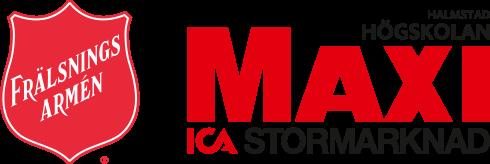 Frälsningsarmén och ICA Maxi Högskolan