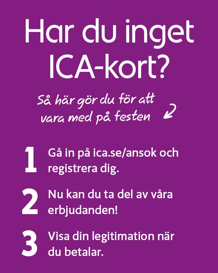 ICA-kort
