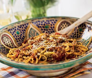 pasta pancetta ica