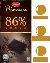 mörk choklad ica