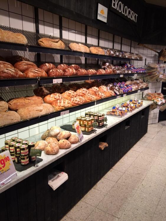 ica sortiment bröd