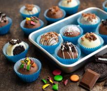 chokladbollar recept ica