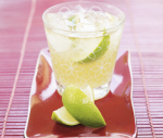 Whisky sour med lime