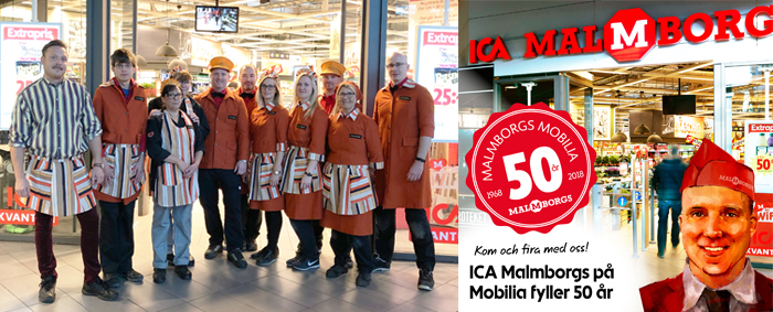 mobilia 40 år Mobilia 50 år | ICA Kvantum Malmborgs Mobilia mobilia 40 år