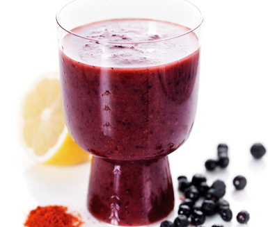 Recept: Kryddig smoothie