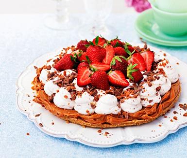 ica tårta recept