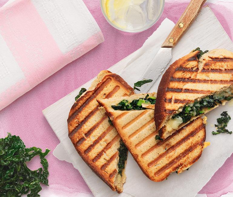 grillad smörgås recept