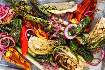 ica vegetariskt recept