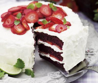 Red Velvet Cake Recept Svenska