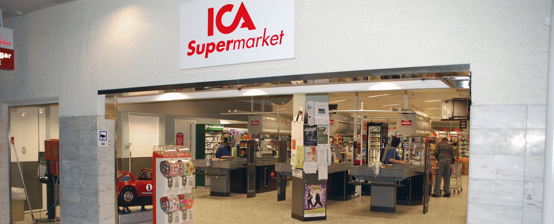ica supermarket skärblacka