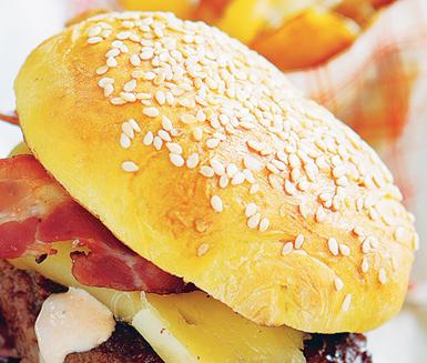 bästa hamburgerbröd ica