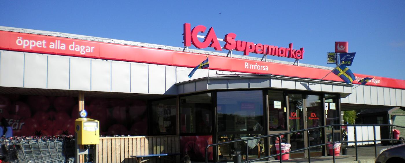 Ica Supermarket Matmot
