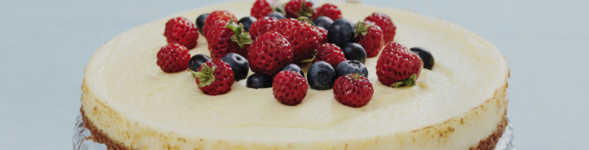 Cheesecake recept | ICA