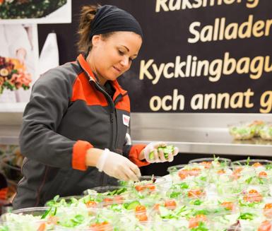 ICA KVANTUM MAXI BORÅS