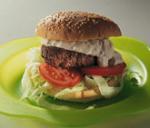 hamburgerdressing turkisk yoghurt