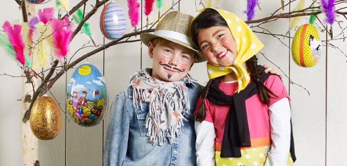 Välkommen till Barnens påsk 2016 på ICA Maxi