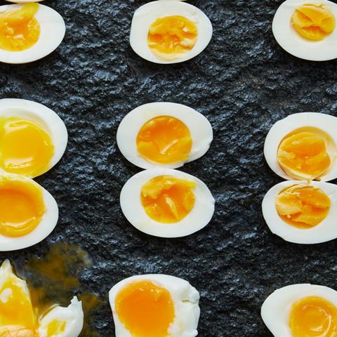 ägg koktid