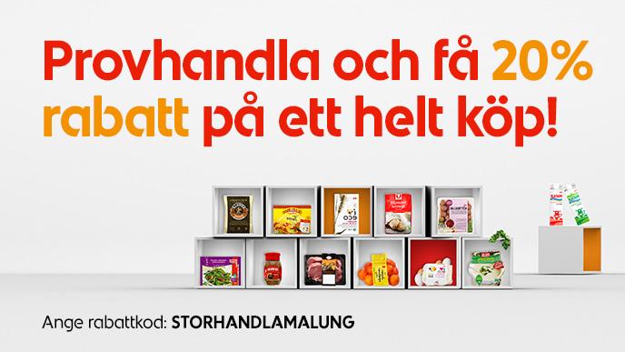kampanj ica supermarket