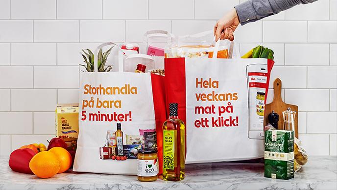handla online ica linköping
