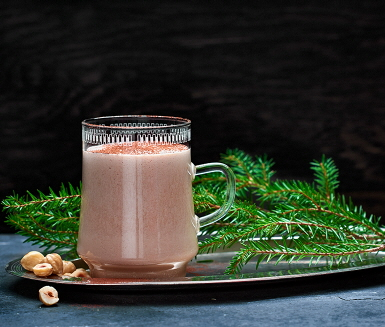 this homemade nutella eggnog any more strongly nutella and eggnog ...