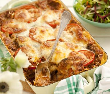 lasagne ugn