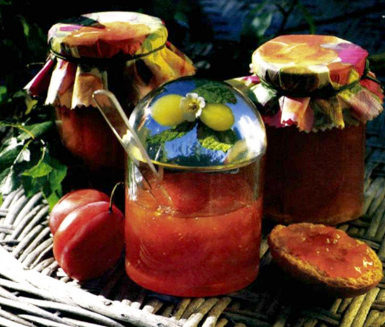 Recept: Plommonmarmelad
