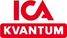 ICA Kvantum Logotyp