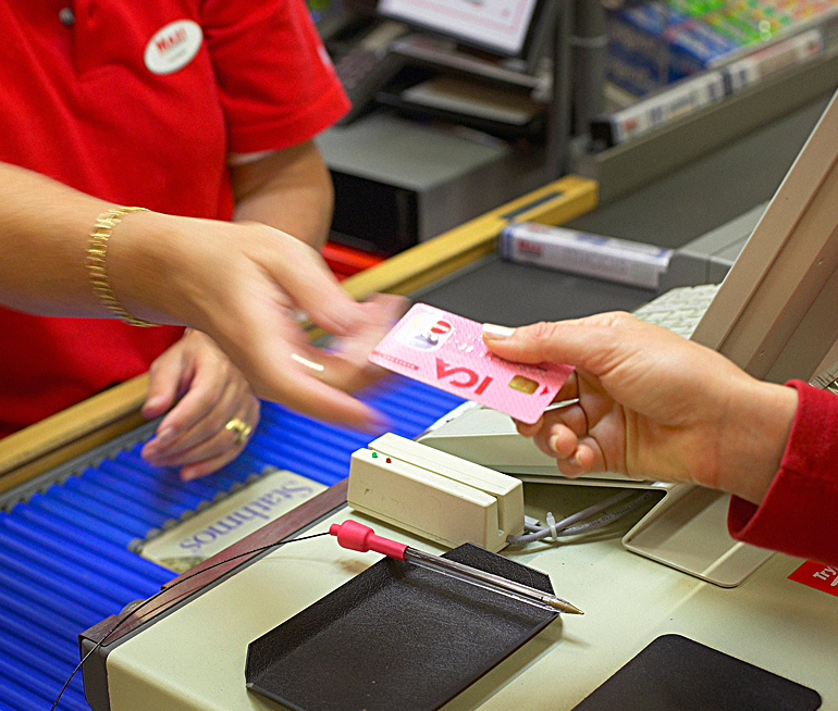 Ica Kort Sätt In Pengar
