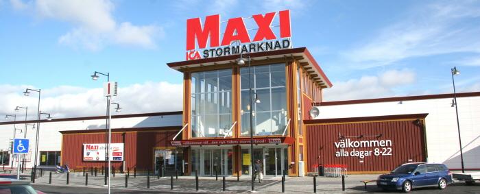 Kontakta Oss Maxi Ica Stormarknad Sundsvall