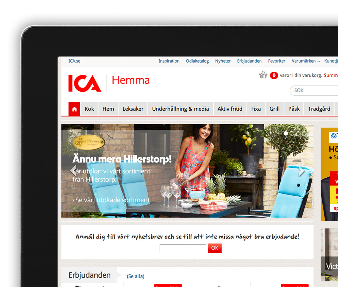 Ica Student Home Page