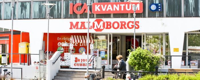 ICA MALMBORGS ERIKSLUST MALMÖ