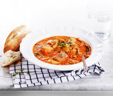 Recept: Fransk fisksoppa