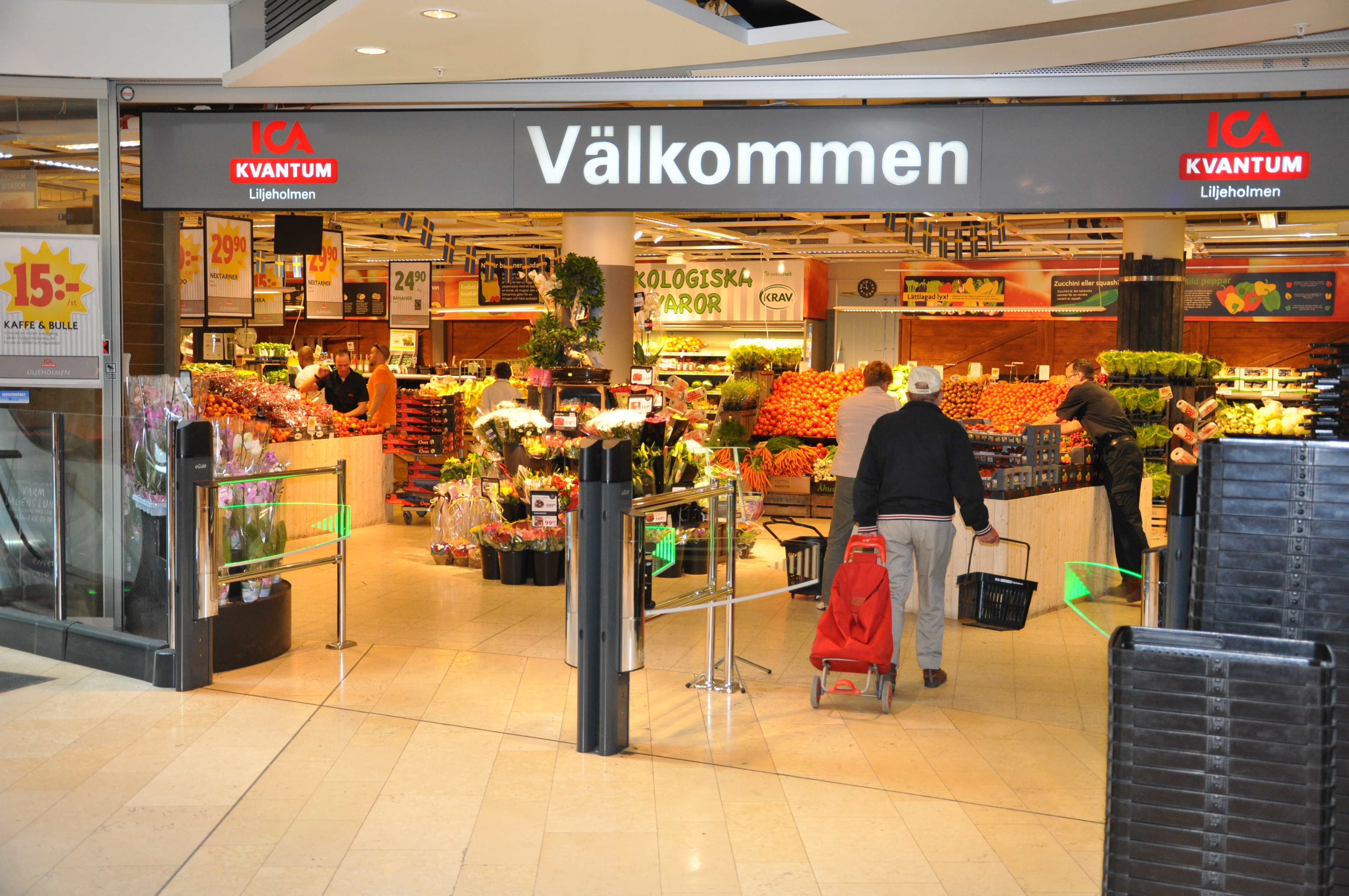 Ica Kvantum Mall Of Scandinavia Jobb