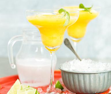 Recept: Frozen mango margarita